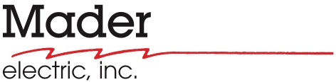 Mader Electric logo