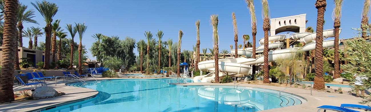 Hyatt Regency Resort and Spa, Indian Wells, CA