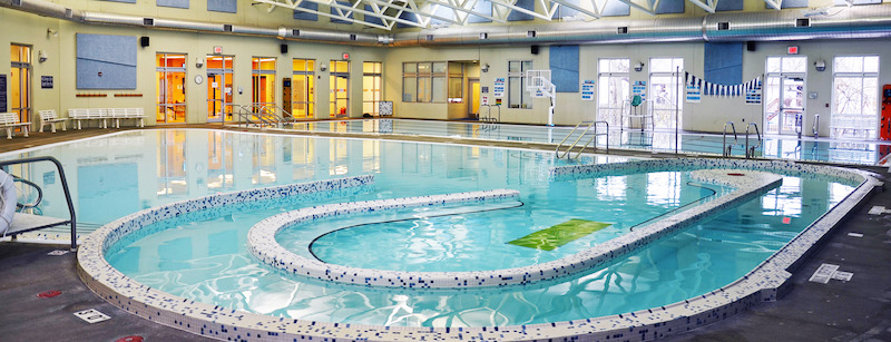 Blue Valley Recreation Aquatic Center