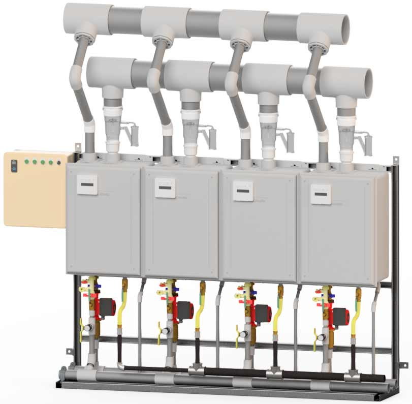 Sentry Pool Heater - Liquid Propane - Aquify Systems