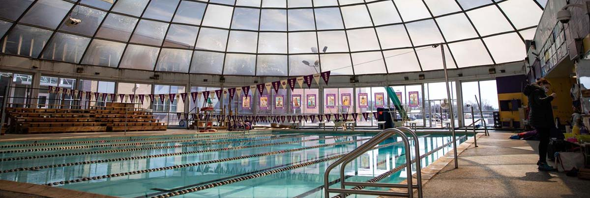 Bowling Green High School pool