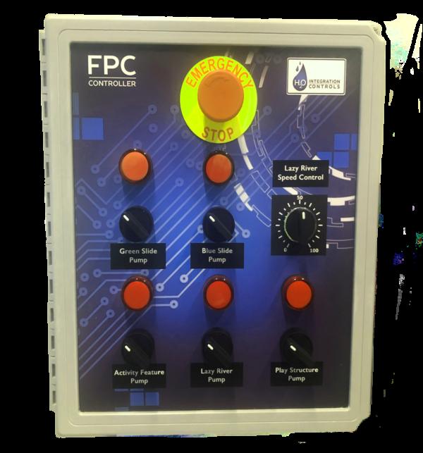 Feature pump controller