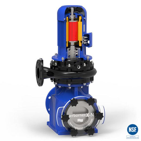 Herborner X-N-PM pump