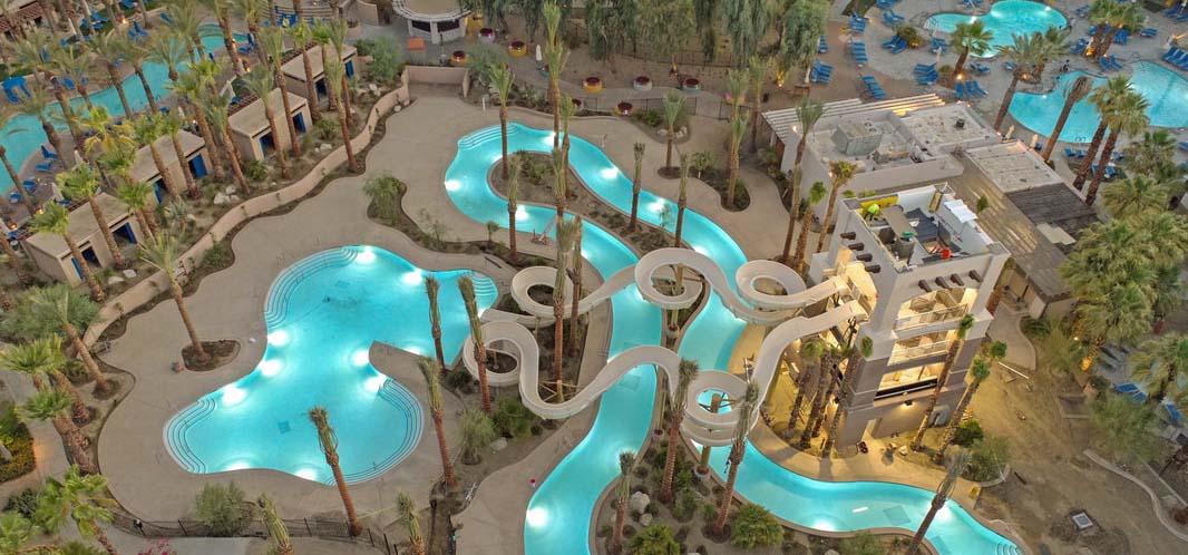 HyTides Waterpark Hyatt Regency Indian Wells