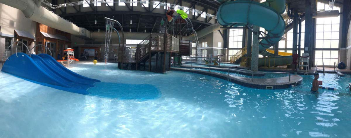 Kroc Center Pool Aquify Systems project