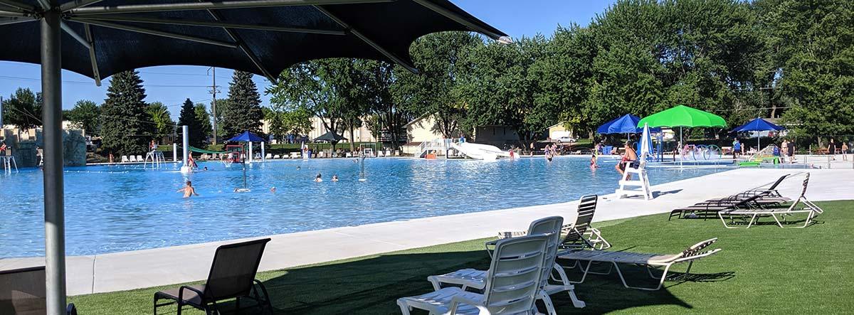 Salt Lake Swim Facility