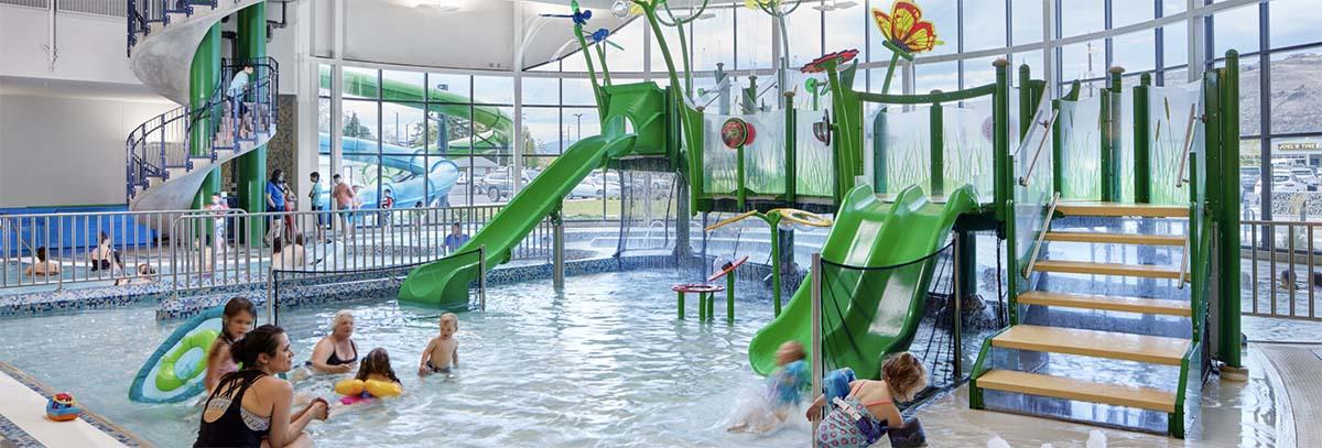 Yakima YMCA waterpark